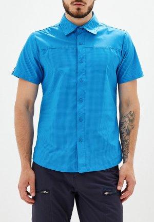 Рубашка Bergans of Norway. Цвет: голубой