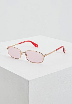 Очки солнцезащитные Marc Jacobs 368/S 35J. Цвет: золотой