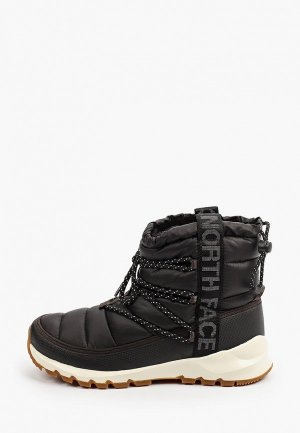 Дутики The North Face W THERMOBALL LACE 3. Цвет: черный