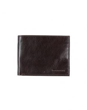 Бумажник ROYAL REPUBLIQ. Цвет: темно-коричневый