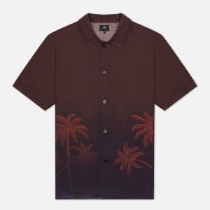 Мужская рубашка Palmrain Edwin. Цвет: бордовый