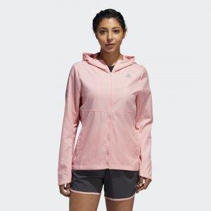 Ветровка для бега Own the Run Performance adidas. Цвет: розовый