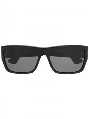 Солнцезащитные очки G-Money Chrome Hearts. Цвет: черный