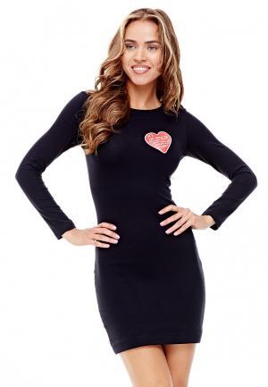 Платье Jolifashn. Цвет: черный