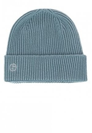 Шляпа GIORGIO ARMANI. Цвет: зеленый