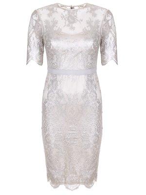 Платье кружевное CATHERINE DEANE