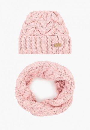 Комплект Ferz. Цвет: розовый