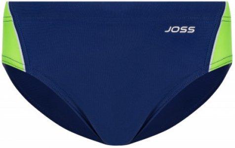 Плавки для мальчиков , размер 152 Joss. Цвет: синий