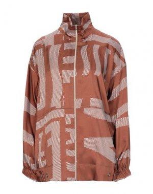 Куртка ALVIERO MARTINI 1a CLASSE. Цвет: коричневый