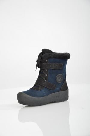 Ботинки Daze. Цвет: темно-синий
