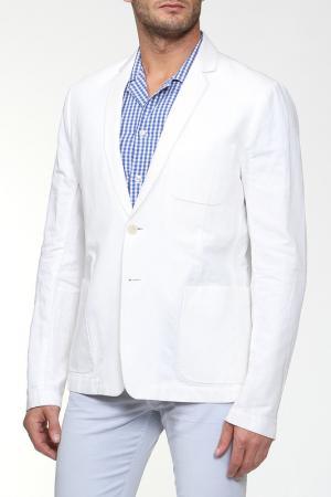 Пиджак Bill Tornade. Цвет: белый