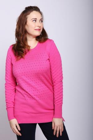 Пуловер Eugen Klein. Цвет: розовый