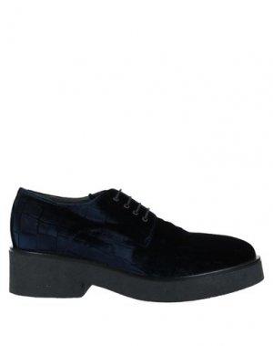 Обувь на шнурках FRU.IT. Цвет: темно-синий