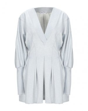 Короткое платье OPENING CEREMONY. Цвет: светло-серый