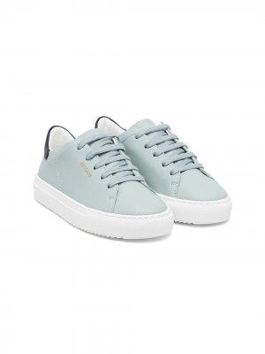 Clean 90 low-top sneakers Axel Arigato. Цвет: синий