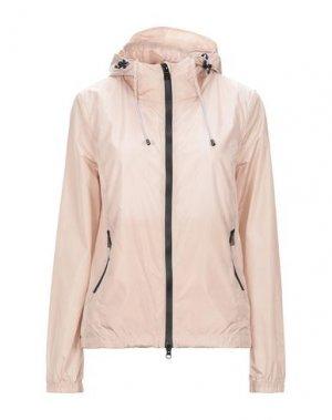 Куртка ADHOC. Цвет: светло-розовый