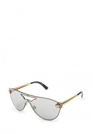 Очки солнцезащитные Versace VE2161 10026G. Цвет: золотой