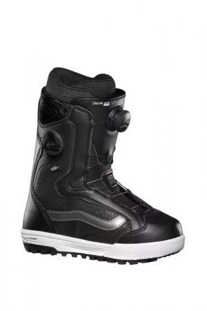 Ботинки для сноуборда Vans. Цвет: черный