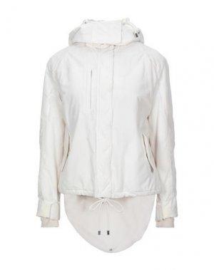 Пальто C'N'C' COSTUME NATIONAL. Цвет: слоновая кость