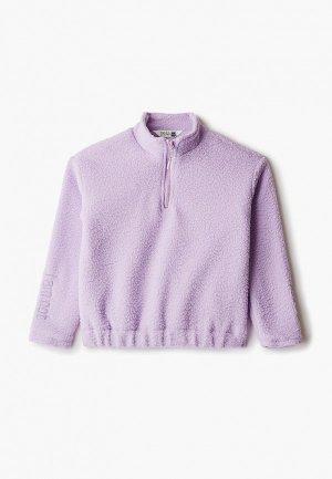 Олимпийка Sela Exclusive online. Цвет: фиолетовый
