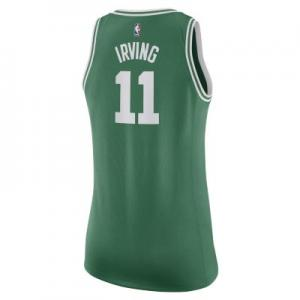 Женское джерси НБА Kyrie Irving Icon Edition Swingman Jersey (Boston Celtics) с технологией Connect Nike. Цвет: зеленый