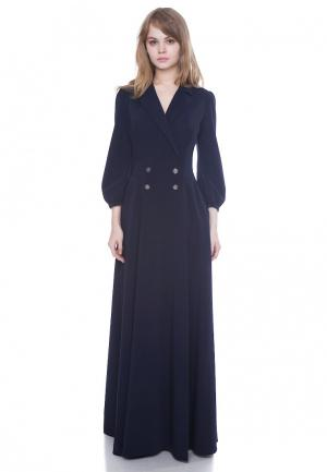 Платье Marichuell MEVIS. Цвет: синий
