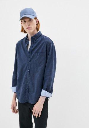 Рубашка Ostin O'stin. Цвет: синий