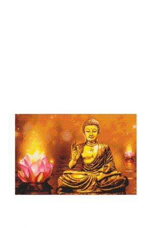 Набор мозаики Золотой Будда ФРЕЯ. Цвет: мультиколор