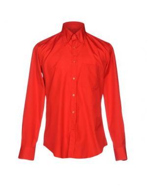 Pубашка HARRY & SONS. Цвет: красный