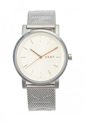 Часы DKNY NY2620. Цвет: серебряный
