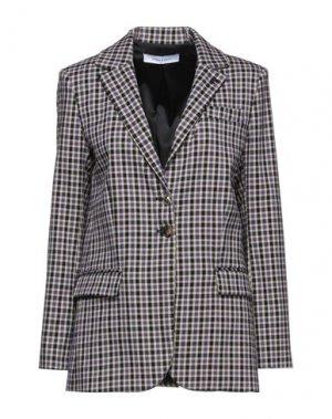 Пиджак EMMA & GAIA. Цвет: фиолетовый