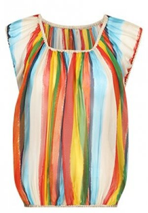 Блуза DOLCE&GABBANA. Цвет: разноцветный