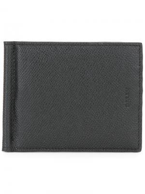 Бумажник Bodolo Bally. Цвет: черный