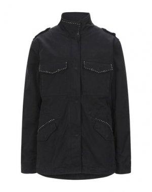 Куртка MASON'S. Цвет: черный