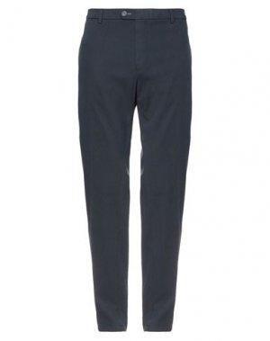Повседневные брюки BUGATTI. Цвет: грифельно-синий