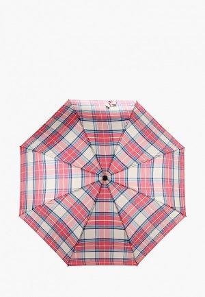 Зонт складной Sela. Цвет: разноцветный
