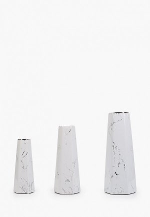 Комплект Mandarin Decor Неаполь Серый мрамор, 3 шт.. Цвет: серый
