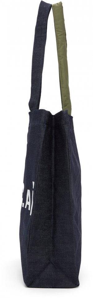 Reversible Navy & Khaki Sacai Edition Holly Tote A.P.C.. Цвет: jaa khaki