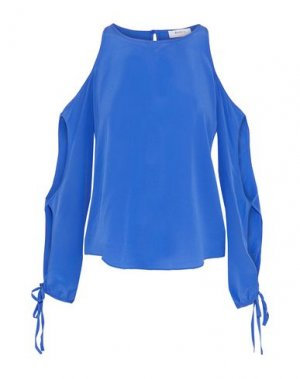 Блузка BAILEY 44. Цвет: лазурный