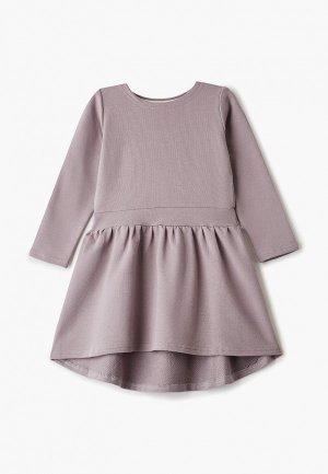 Платье Misha & Milo. Цвет: серый