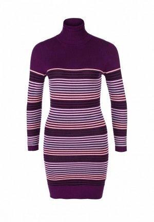 Платье LeMonada LE005EWET132. Цвет: сиреневый