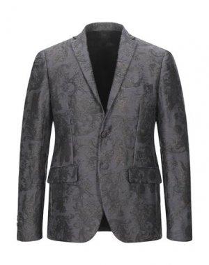 Пиджак FRANKIE MORELLO. Цвет: свинцово-серый