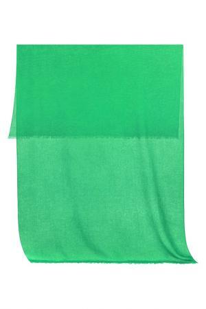 Палантин Michel Katana. Цвет: зеленый