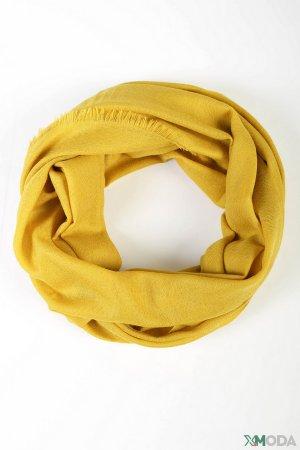 Шарф Fraas. Цвет: жёлтый