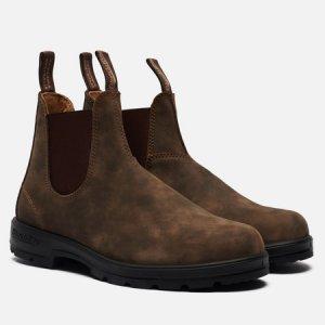 Ботинки 585 Rustic Blundstone. Цвет: коричневый
