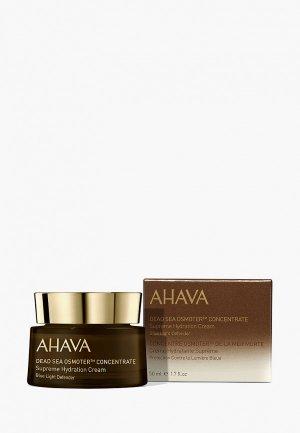 Крем для лица Ahava Dsoc, Концентрат минералов мёртвого моря osmoter™,  активный увлажняющий крем, 50 мл. Цвет: прозрачный