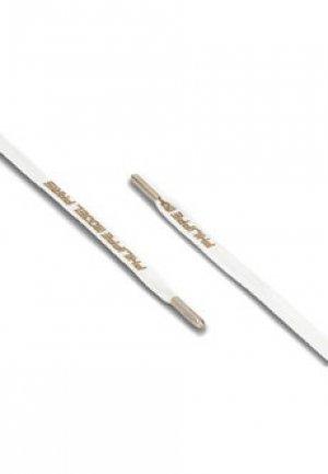 Шнурки PHILIPPE MODEL. Цвет: белый