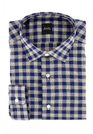 Рубашка SMALTO. Цвет: разноцветный