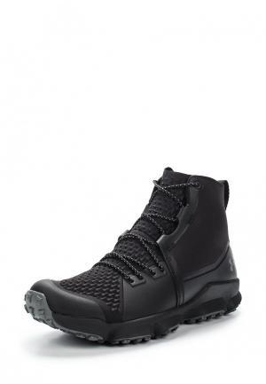 Ботинки трекинговые Under Armour UA Speedfit 2.0. Цвет: черный