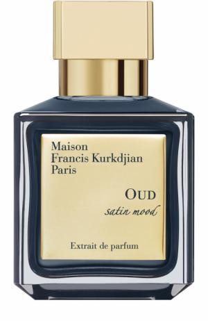 Парфюмерный экстракт Oud Satin Mood Maison Francis Kurkdjian. Цвет: бесцветный
